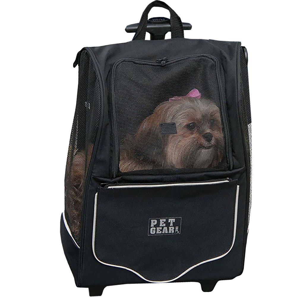 Pet Gear I-GO2 Sport Pet Carrier - Black