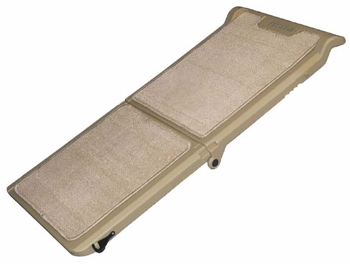 Pet Gear Indoor Bi-Fold Half Ramp - Tan