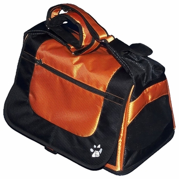 Pet Gear Messenger Bag - Tangerine