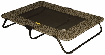 "Pet Gear Pet Cot 30"" - Tan Bone"