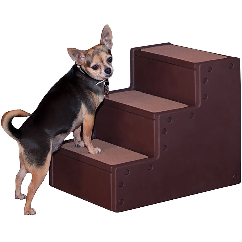Pet Gear Pet Step III - Chocolate