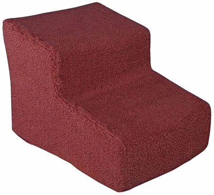Pet Gear Soft Step II - Burgundy