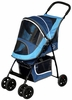 Pet Gear Sport Pet Stroller - Sport Blue