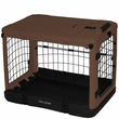 "Pet Gear The Other Door Deluxe Steel Crate 42"" - Chocolate"