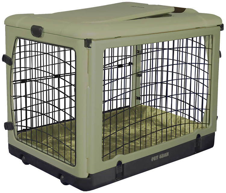 Pet Gear The Other Door Steel Crate