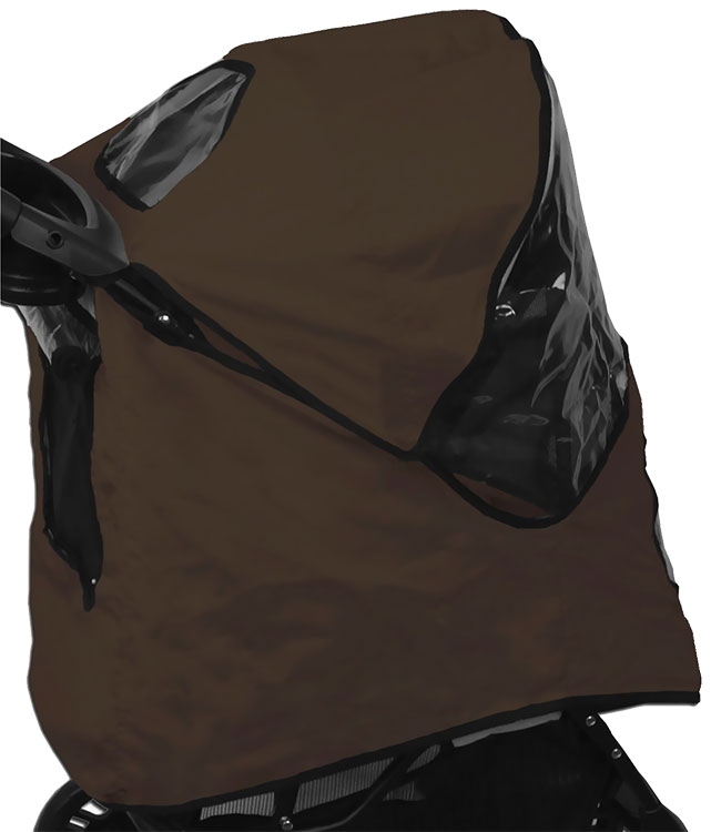 Pet Gear Weather Cover for Happy Trails Stroller - Sahara