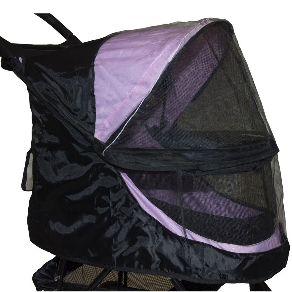 Pet Gear Weather Cover for No-Zip Happy Trails Pet Stroller