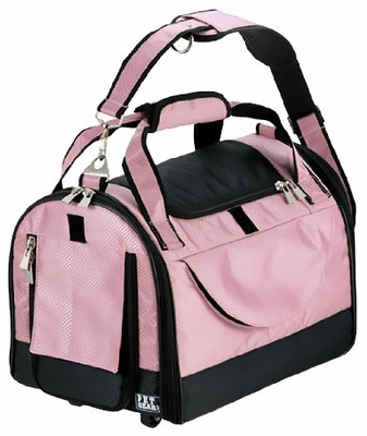 "Pet Gear World Traveler Large 18"" - Crystal Pink"
