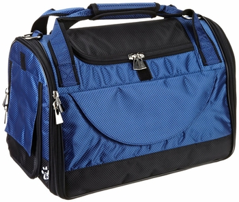 "Pet Gear World Traveler Large 18"" - Pacific Blue"