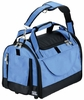 "Pet Gear World Traveler Small 15.5"" - Caribbean Blue"