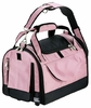 "Pet Gear World Traveler Small 15.5"" - Crystal Pink"