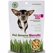 Pet Greens Biscuits Turkey & Veggie Recipe (7 oz)