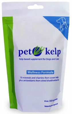 Pet Kelp Antioxidant Formula - Blueberries (8 oz)