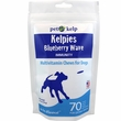 Pet Kelp Kelpies Immunity Soft Chews - Blueberry Wave (4.2 oz)