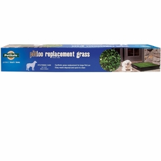"Pet Loo Replacement Grass (33"" x 33"")"