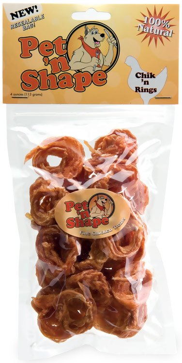 Pet 'n Shape Chik 'n Rings