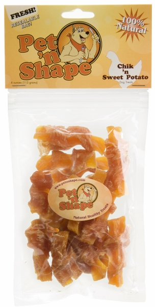 Pet 'n Shape Chik 'n Sweet Potato