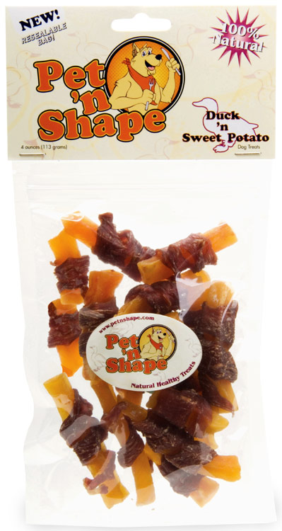 Pet 'n Shape Duck 'n Sweet Potato