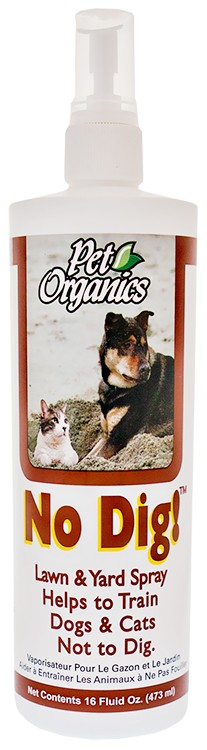 Pet Organics Deterrent Products