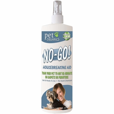 Pet Organics No Go! Housebreaking Aid for Pets (16 oz)