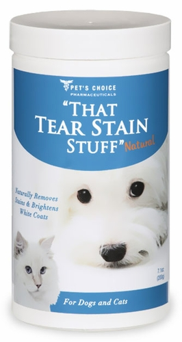 Pet's Choice That Tear Stain Stuff - Natural Flavor (7.1 oz)