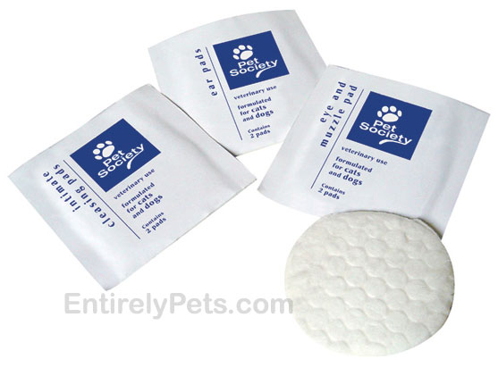 Pet Society Intimate Hygiene Cleansing Pads - 10 saches