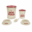 Pet Studio No.1 Dog Dining Collection - Coffee