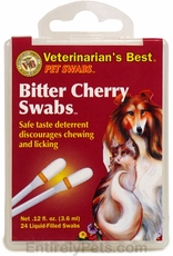 Pet Swabs - Bitter Cherry Swabs