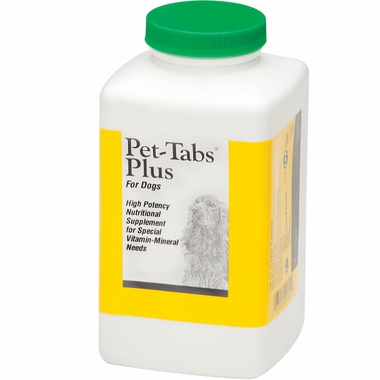 Pet-Tabs PLUS for Dogs (60 ct)