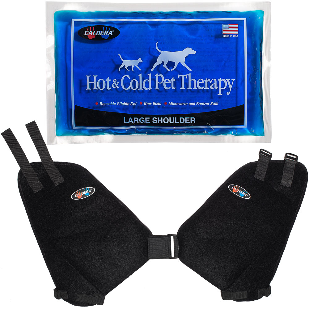 Pet Therapy Wrap with Therapy Gel - Shoulder (Large)