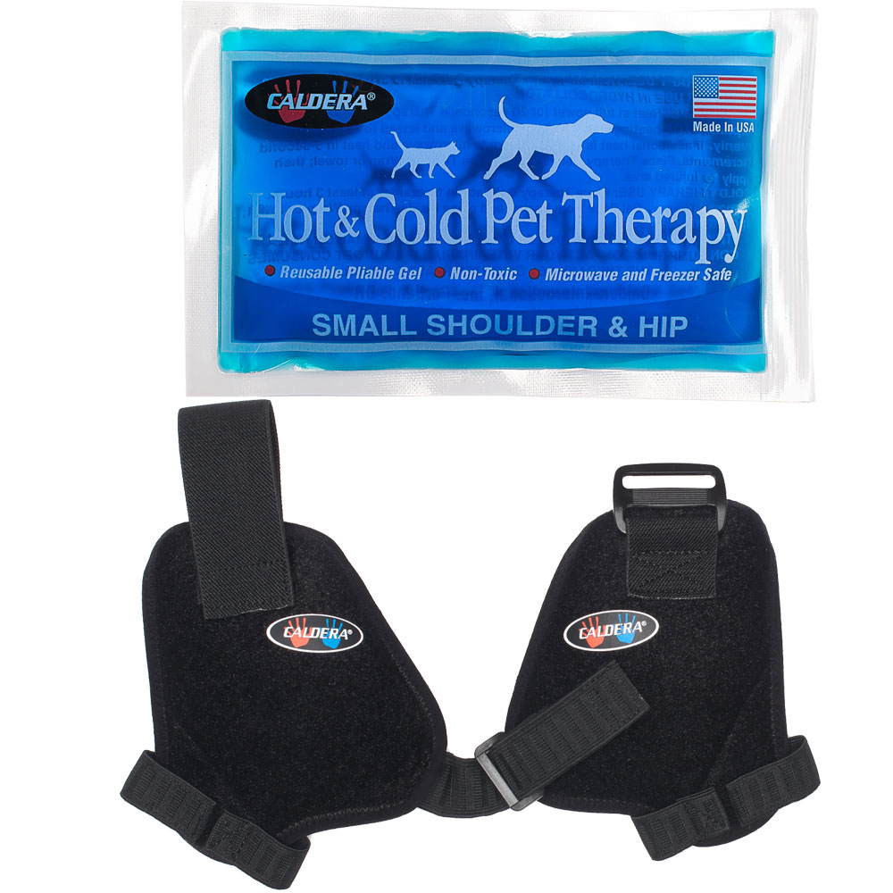 Pet Therapy Wrap with Therapy Gel - Shoulder (Small)