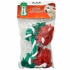 "Pet Works Holiday Cotton Rope 10"" (2 pack)"