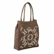 Petalonia Tote Bag - Hot Chocolate Mocha