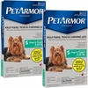PetArmor Up to 22 lbs. (6 Month)