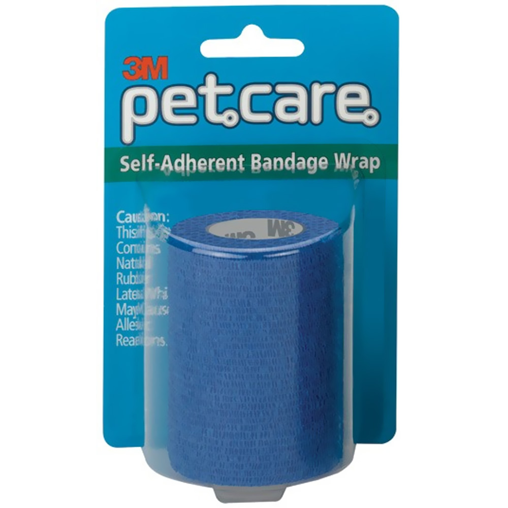 Petcare Self-Adherent Bandage Wrap (5 yds)