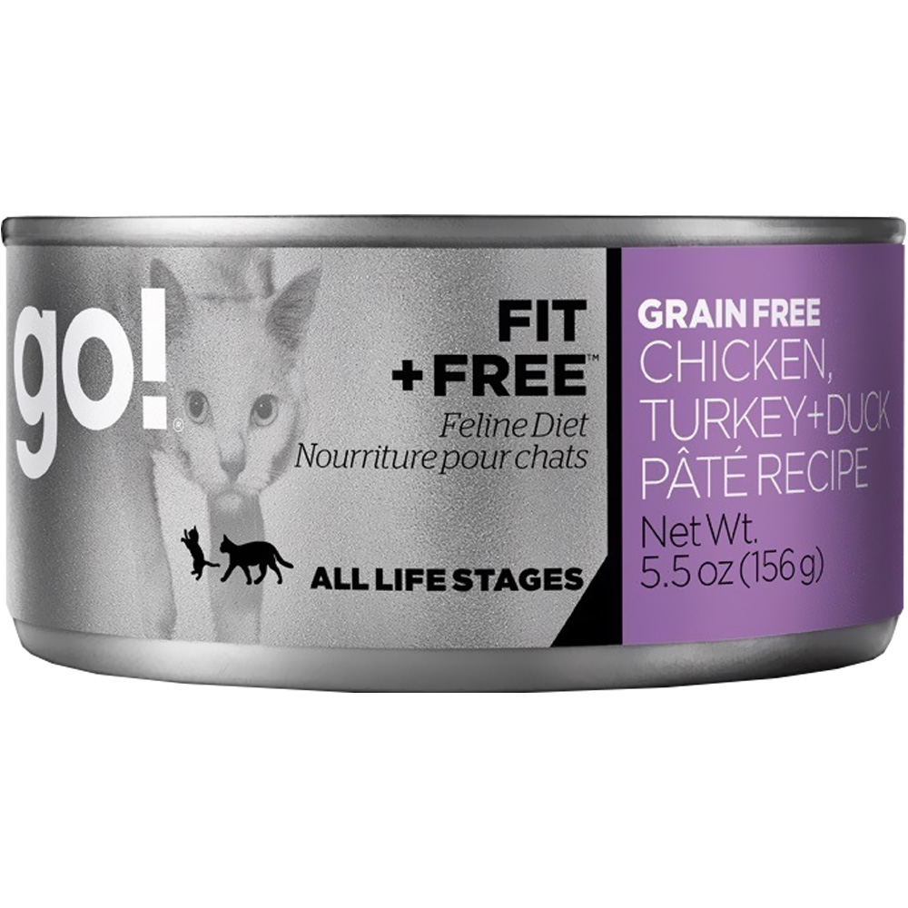 Petcurean Go! Fit + Free™ Wet Cat Food