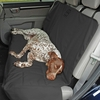Petego Dog Car Seat Protector Hammock - Anthracite (X-Large)