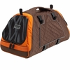 Petego Jet Set Pet Carrier with Forma Frame - Orange/Brown (Medium)