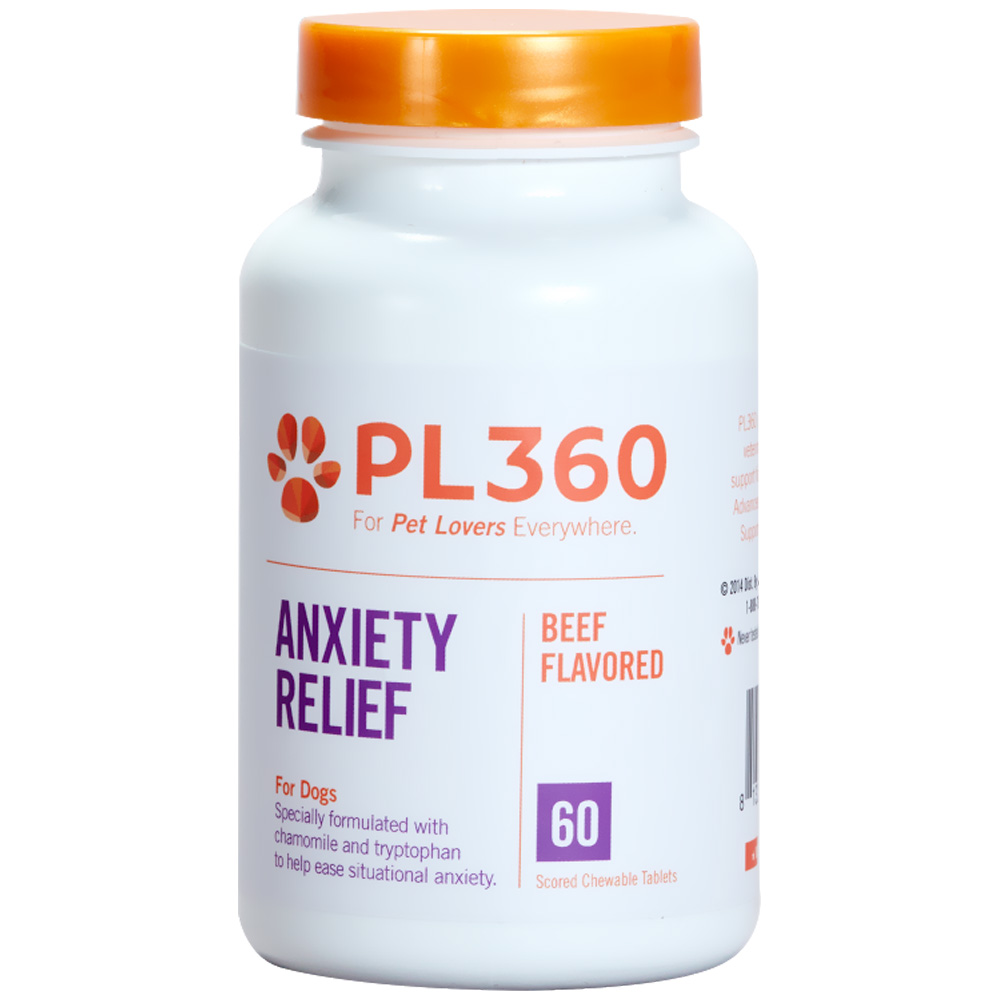PL360 Anxiety Relief (60 Tabs)
