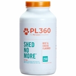 PetLabs360 Shed No More for Dogs (250 Scored Chewable Tablets)