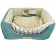 Petlinks Double Dreamer Cat Bed - Beige/Surf