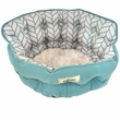 Petlinks Purrr Heaven Pet Bed - Surf Leaf