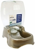 Petmate Cafe Waterer 3 Gallon- Pearl Tan