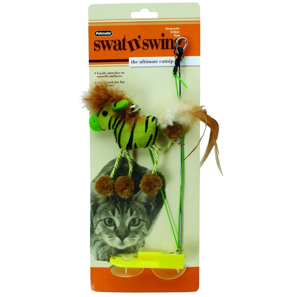 Petmate Cat Swat n' Swing