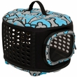 Petmate Curvations Pet Retreat Carrier (Up to 15 lbs)