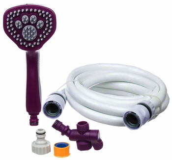Petmate Furbuster Pet Shower Massager