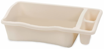 Petmate Giant Litter Pan with Microban - Bleached Linen