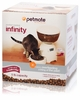 Petmate Infinity Programmable Feeder Cat 5 lbs - Bleached Linen