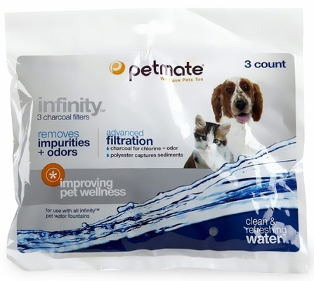Petmate Infinity Replacement Filters (3 pack)