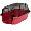 "Petmate Look N' See Carrier 19"" upto 10lbs - Pearl Honey Rose"